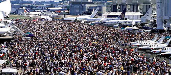Airbus: encomendas de quase U$70 bi no Paris AirShow