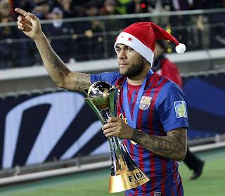 Daniel Alves: