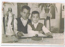 """Juan y Manuel Rodríguez Rivas """"El de la Quintana"""" Año 1953"""
