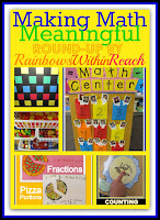 photo of: Making Math Meaningful Round Up with Rainbows Within Reach