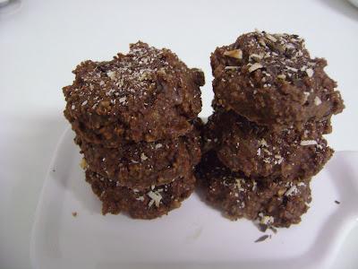 Croustillant de chocolate