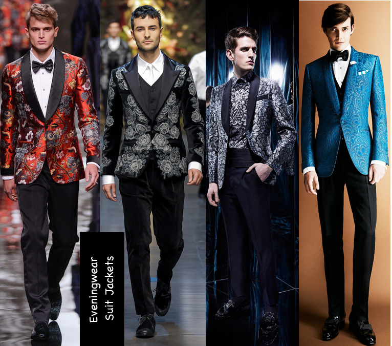 mens fall 2013 evening suit jackets