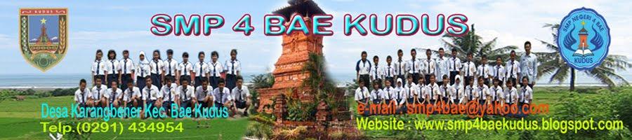 SMP 4 Bae Kudus