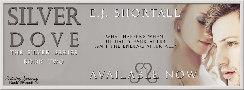 New Release! Silver Dove by E.J. Shortall