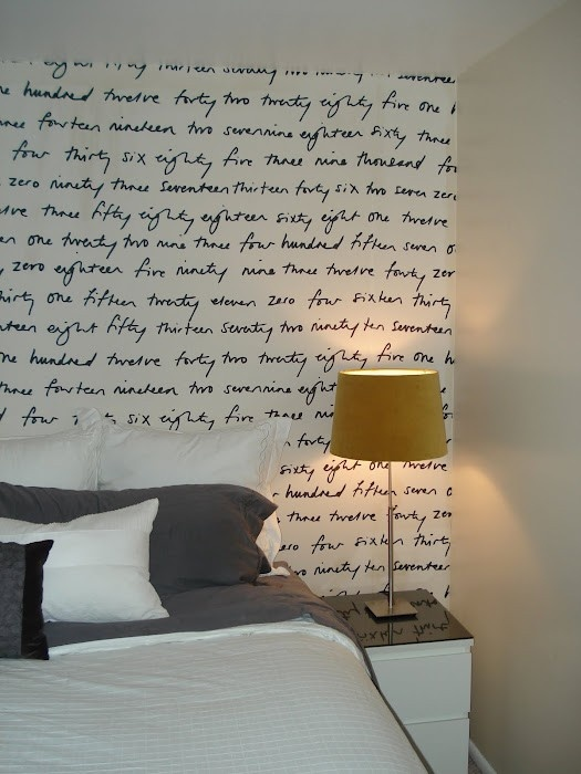 Intissé PLANCHE coloris bois clair Papier Peint 4 murs  - Papier Peint Imitation Planche