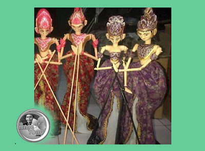 Wayang golek khas Subang