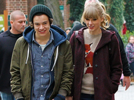 Harry Styles and Taylor Swift Breakup Song: - Im Alright