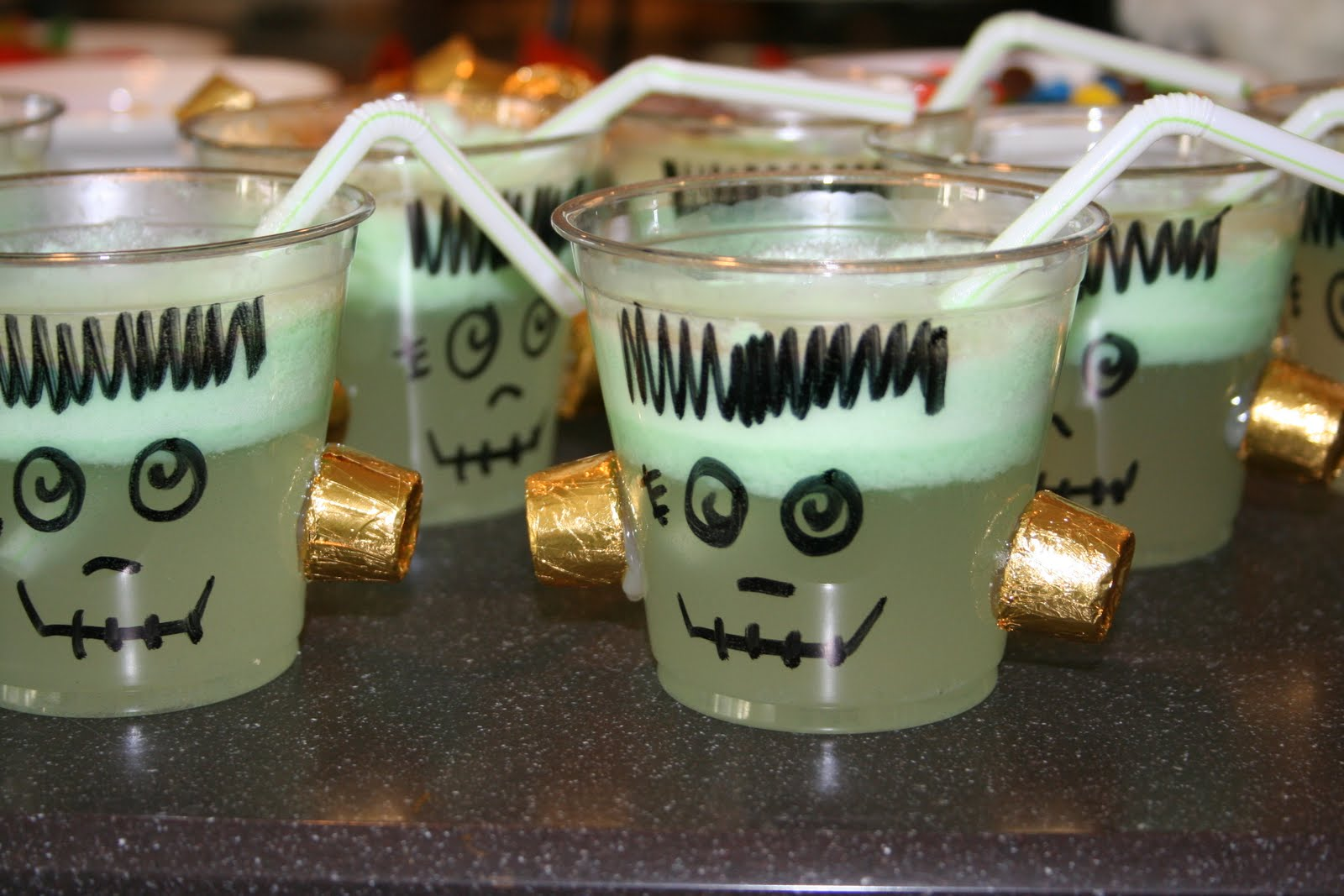 cute food for kids october 2012 - Halloween Punch Recipes For Kids Party