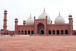 Badshahi Mosque Pictures