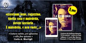 Il thriller LA BAMBINAIA è disponibile in tutti i formati digitali, e per ogni dispositivo mobile.