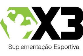 X3 SUPLEMENTOS ATACADÃO E VAREJO