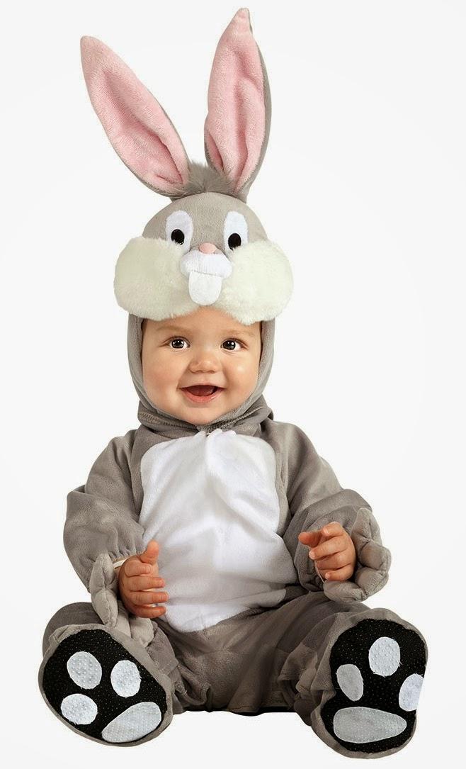 Kostum Kelinci Lucu Untuk Anak-Anak