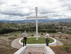 Giant Cross with Elder Nielson, 9/14