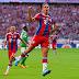 Bayern massacra o Werder, Leverkusen vacila e Dortmund perde mais uma