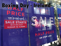 A Verdade Sobre o Boxing Day na Irlanda - The Truth about the Boxing Day in Ireland