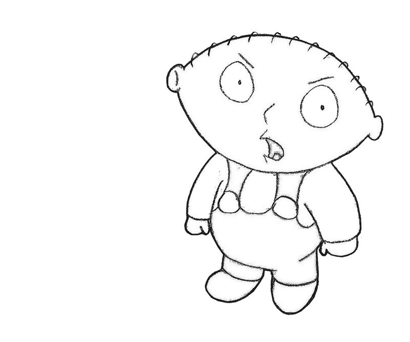 Free Stewie Coloring Pages Stewie Coloring Pages