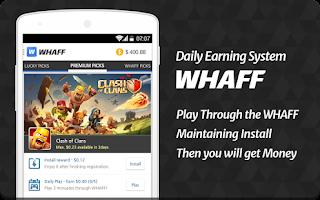 Daftar WHAFF Rewards Terbaru: Aplikasi Penghasil Dolar Terbaik