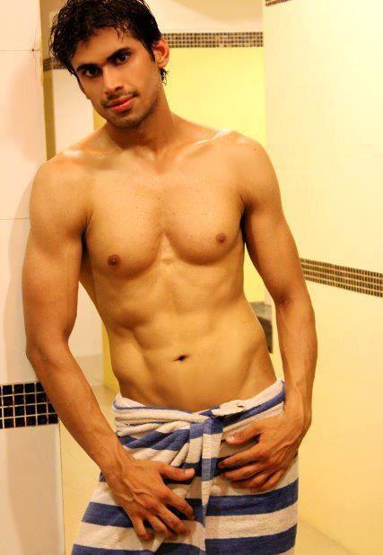 hot indian naked guys