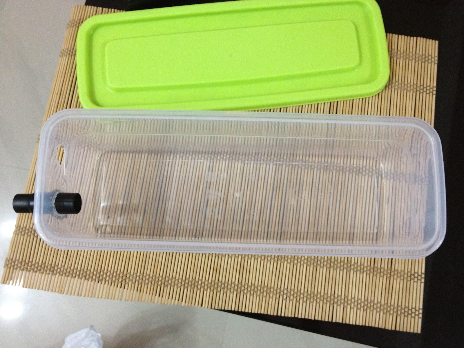 Aquabie diy filter box for Fish tank filter homemade