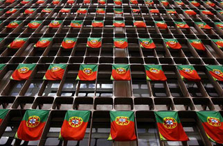 OCDE: PORTUGAL FOI O 3º PAÍS COM MAIOR QUEDA DO PIB