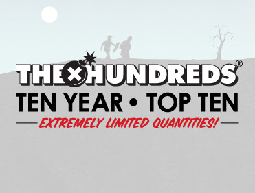 "The Hundreds 10th Anniversary ""Top Ten"" T-Shirt Collection"