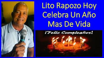 LITO LO CUMPLE HOY
