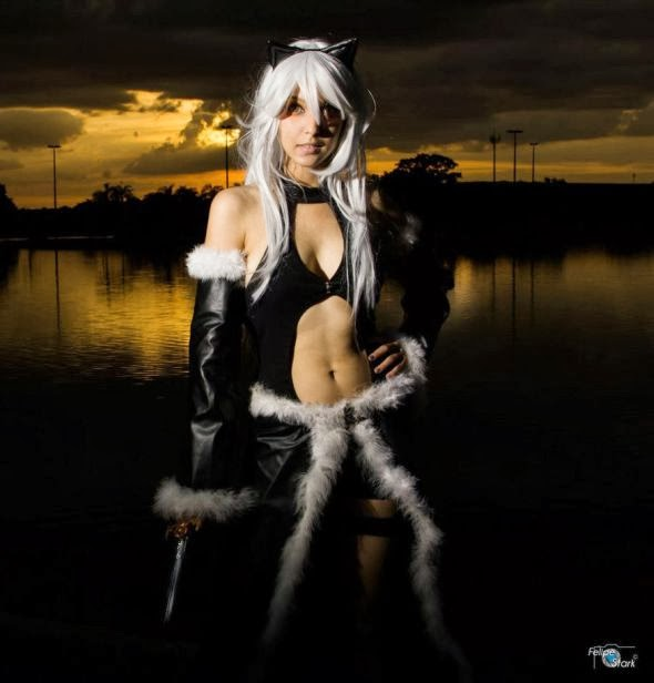 Gabriela Almeida Shermie deviantart cosplay beautiful girl games comics sensual Stalker from Ragnarok Online