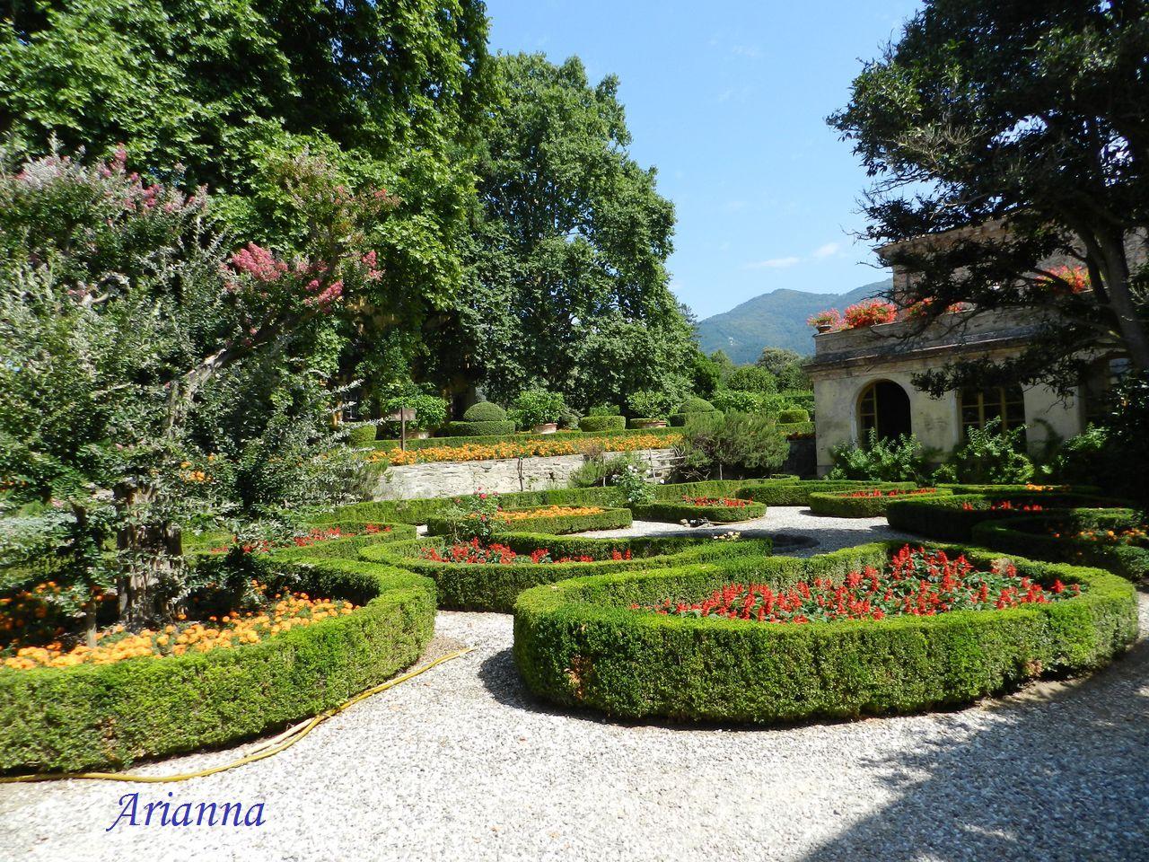 Arianna 39 s photos villa torrigiani il parco - Giardini bellissimi ...