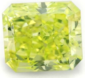 Green Yellow Diamond