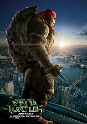 Jadwal Film TEENAGE MUTANT NINJA TURTLES Borobudur Cineplex 21 Pekalongan
