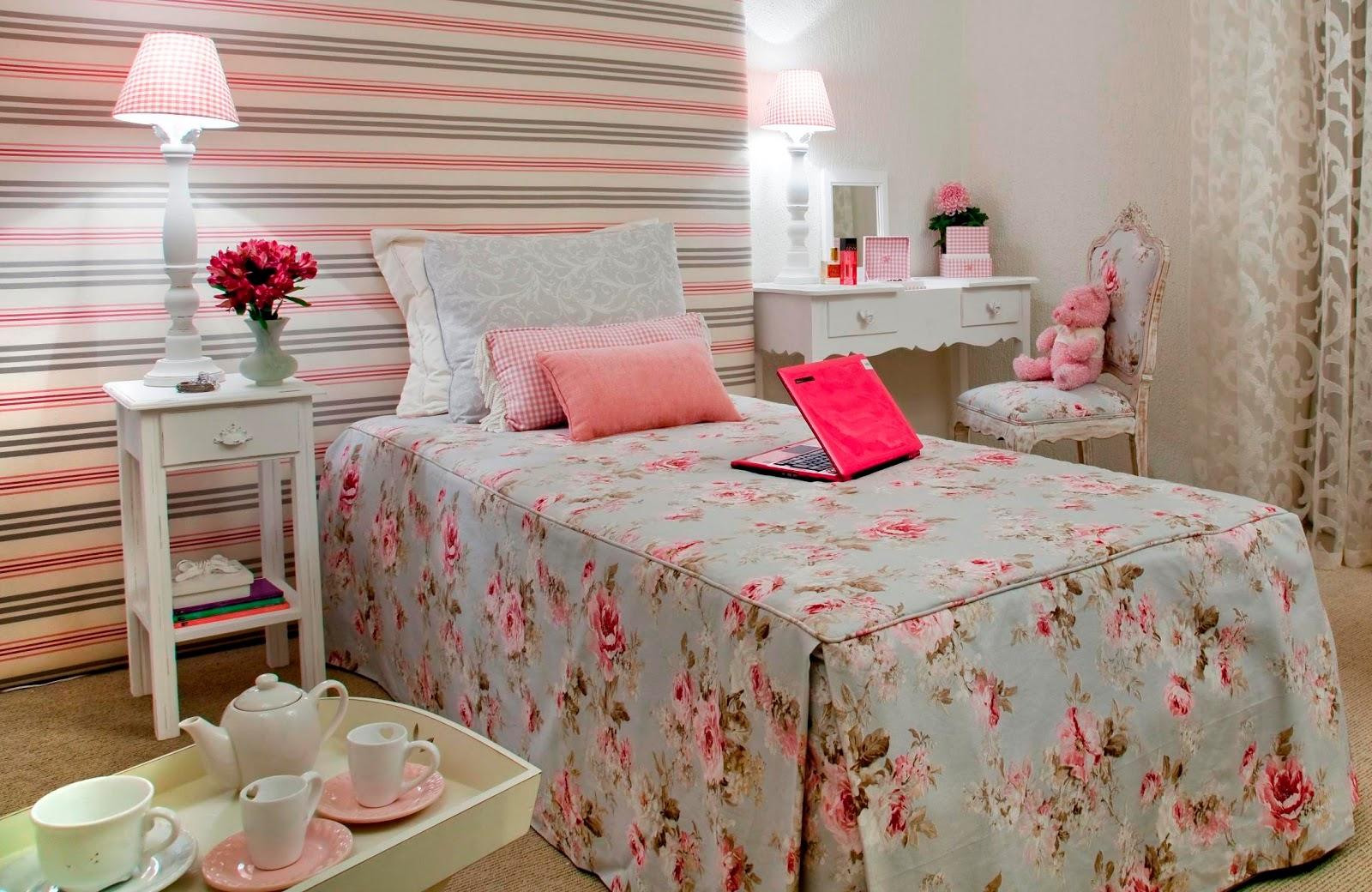blog de decoração Arquitrecos Coordenando estampas na  ~ Quarto Rosa E Lilas