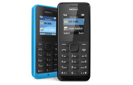Harga dan Spesifikasi Nokia 105 | Hp Nokia Harga Murah