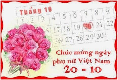 thiep 20 10 dep nhat 23 Ảnh 20/10 đẹp nhất Thiệp ngày 20/10 dành tặng chị em phụ nữ