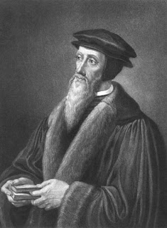 Photo of John Calvin