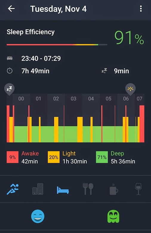 Sleep Better for Android and iPhone