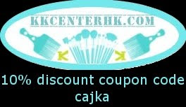 Coupon code - cajka