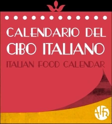 Calendario del Cibo - 2016