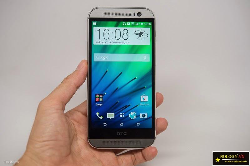 Đánh giá điện thoại  Htc One M8