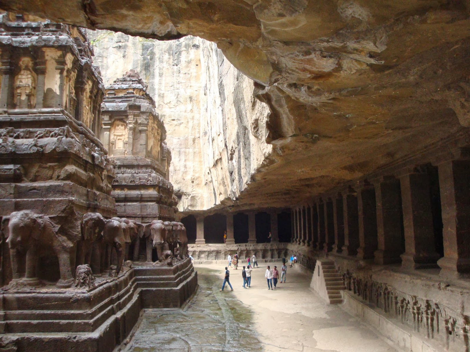 Image result for Ajanta and Ellora Caves
