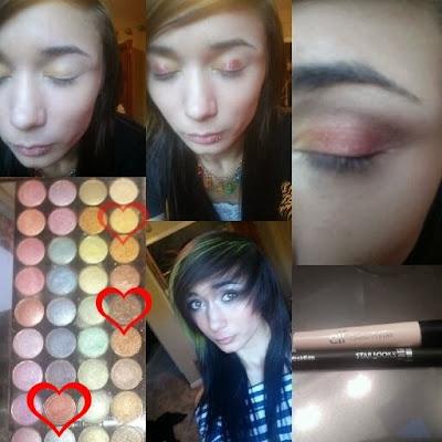 Fall Makeup, Fall eyes, Fall, Makeup, Eye shadow, Eye palette,