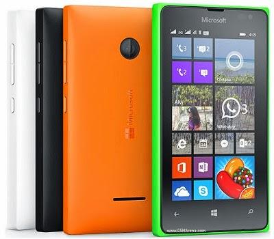 Microsoft Lumia 435, Handphone Murah, Harga Handphone Terbaru Murah