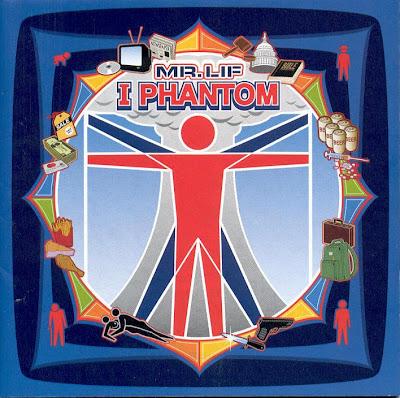 Mr. Lif – I Phantom (CD) (2002) (FLAC + 320 kbps)