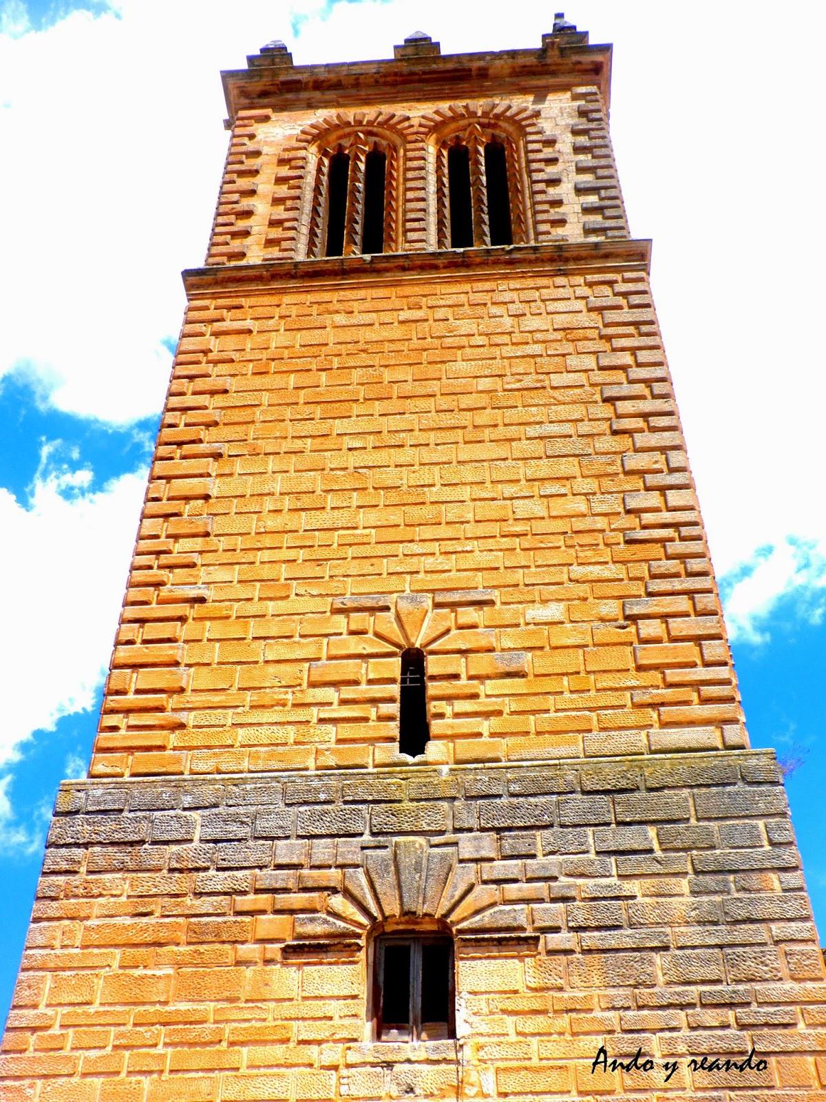 Torre de San Nicolas de Bari en Priego