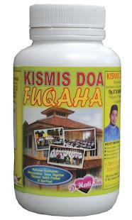 KISMIS DOA FUQAHA RM10, 250 GRM
