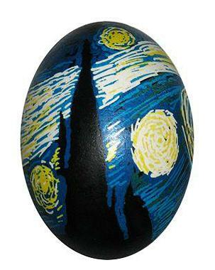Pictovista Cool Designs Of Easter Eggs From All Over The
