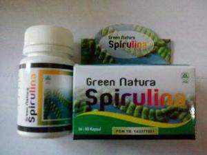 Green Natura Spirulina