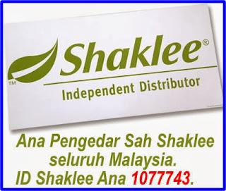 Pengedar Shaklee No 1 Jitra