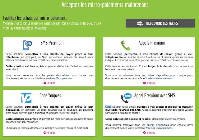YouPass business
