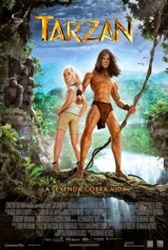 descargar Tarzan: La Evolucion de la Leyenda en Español Latino