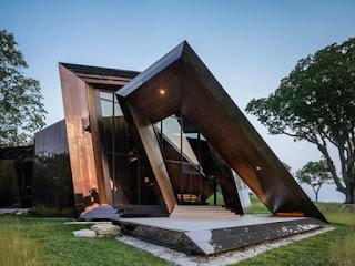 บ้านโครงสร้างเหล็ก